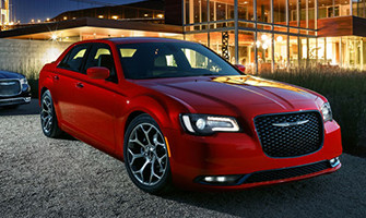 2016 Chrysler 300 Lease Special