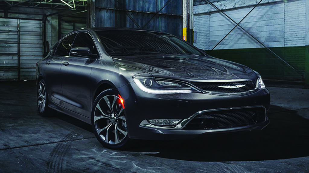 2016 Chrysler 200 available in South Florida.