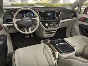 2017 Chrysler Pacifica Aventura Chrysler