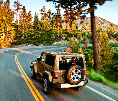 2016 Jeep Wrangler Sahara Trim Available In South Florida