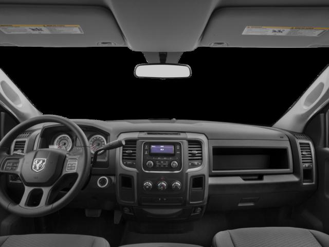 2016 Ram 1500 Tradesman interior