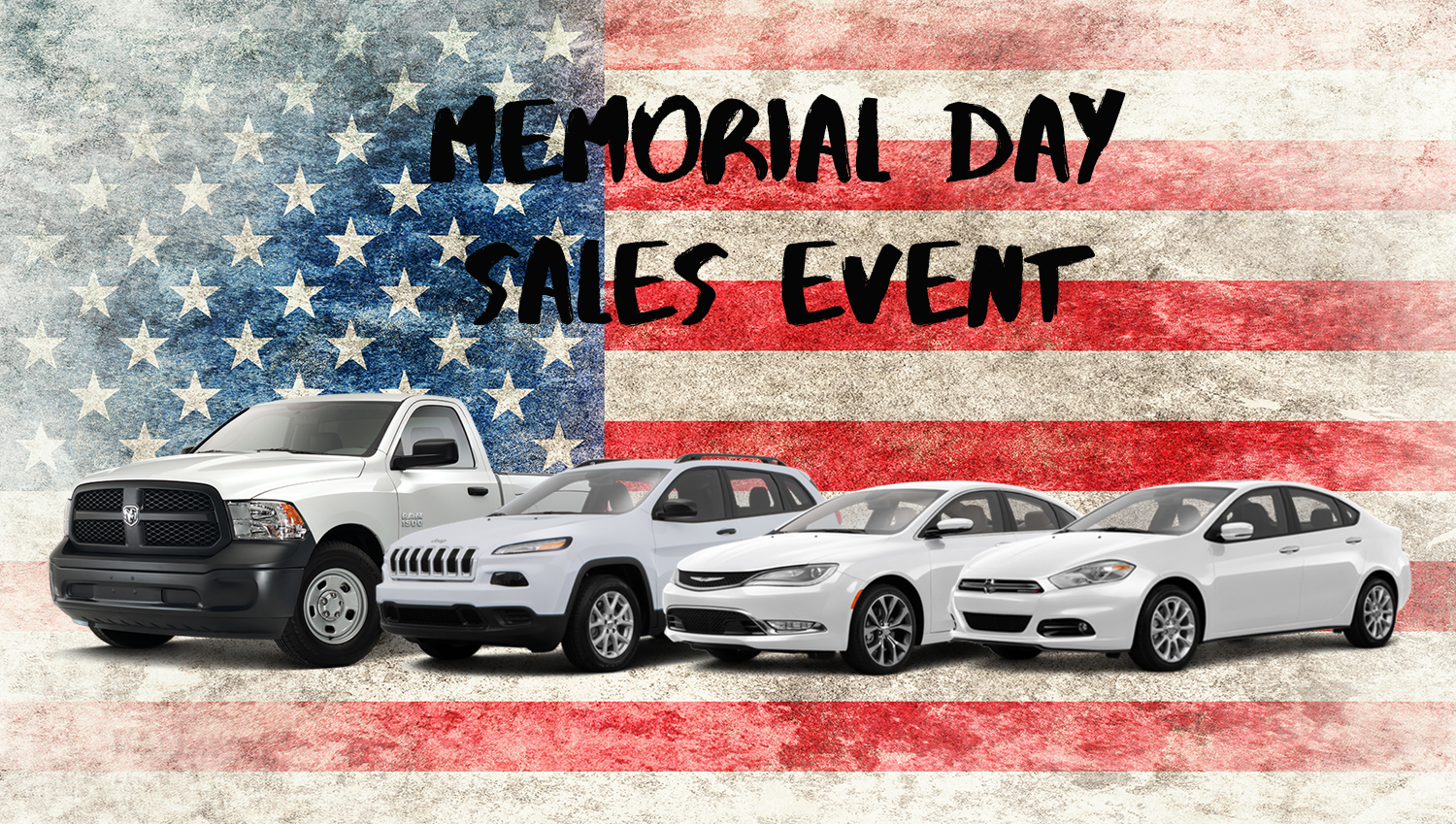 Memorial Day Car Sale >> Awesome Memorial Day Offers On Fca Cars Aventura Chrysler