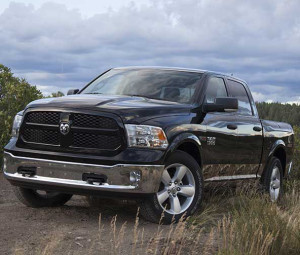 Best fishing truck - Ram 1500 Outdoorsman