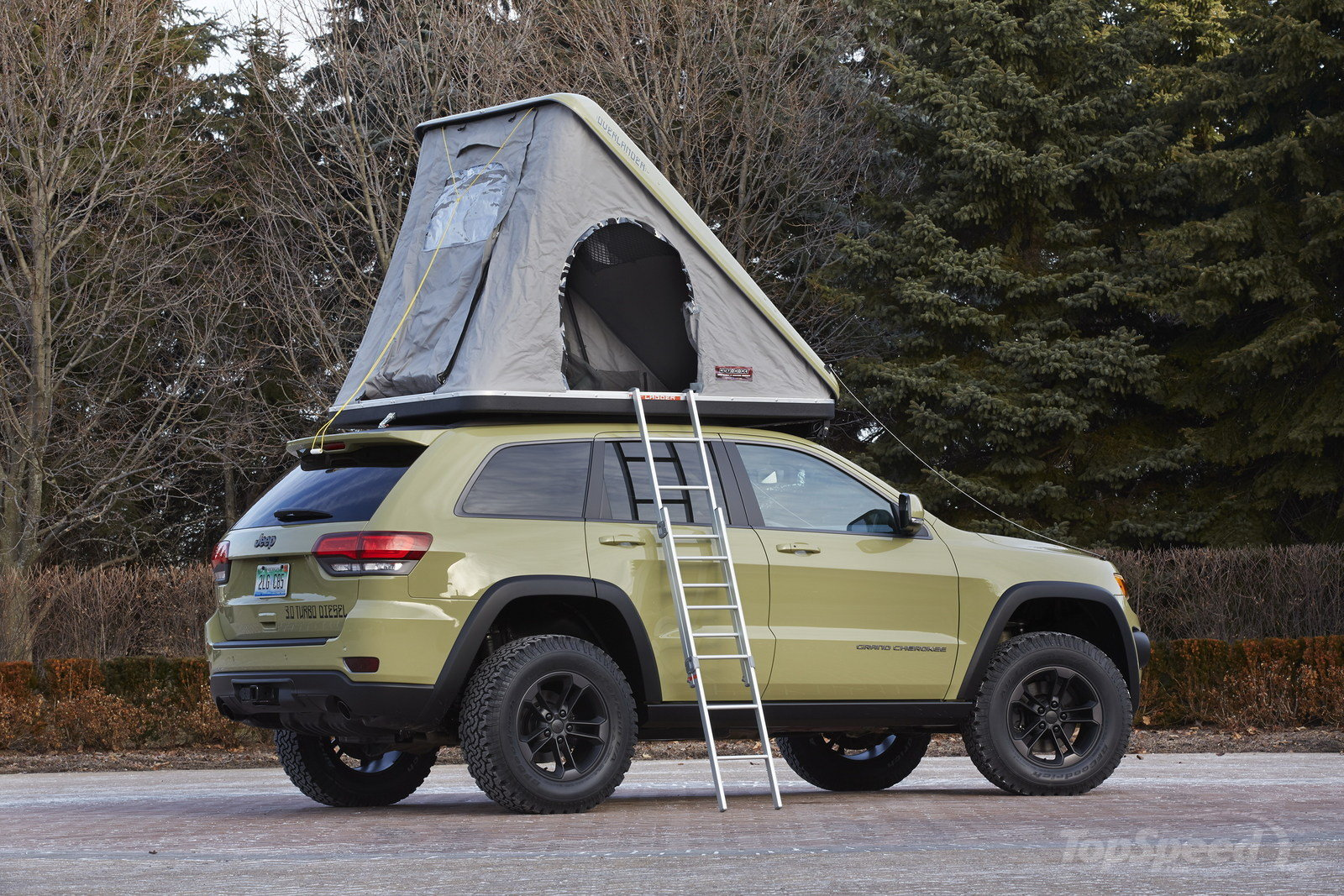 Jeep Renegade Trailhawk Lift >> Camp Like a Pro: Car Accessories | Aventura Chrysler Jeep Dodge Ram