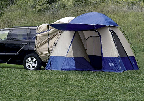 Benefits of camping and car accessories.
