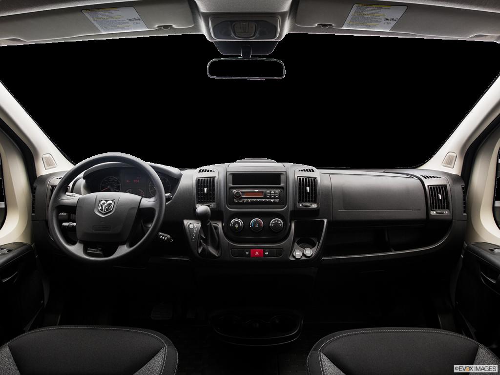 2016 Ram Promaster Interior