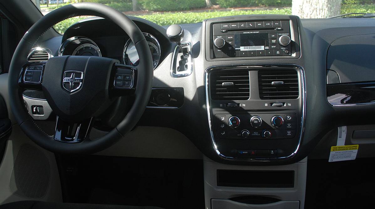 Interior Pictures Of Dodge Caravan