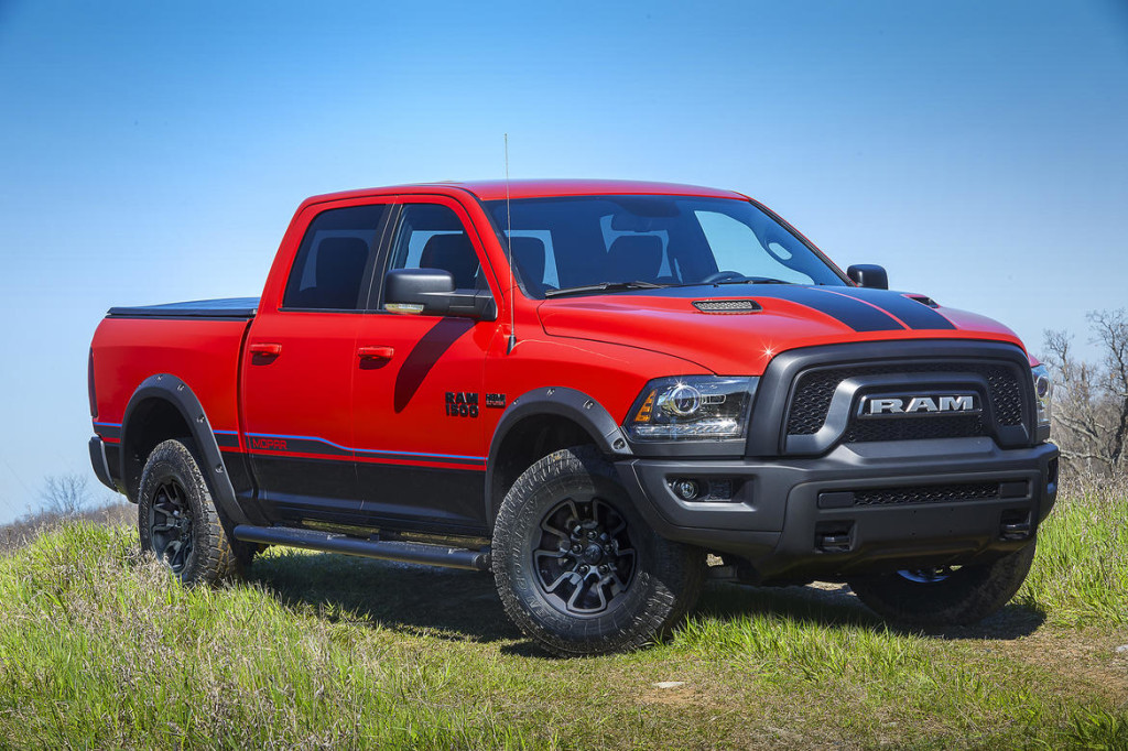 New Limited Edition 16 Mopar Ram Rebel Aventura Chrysler Jeep