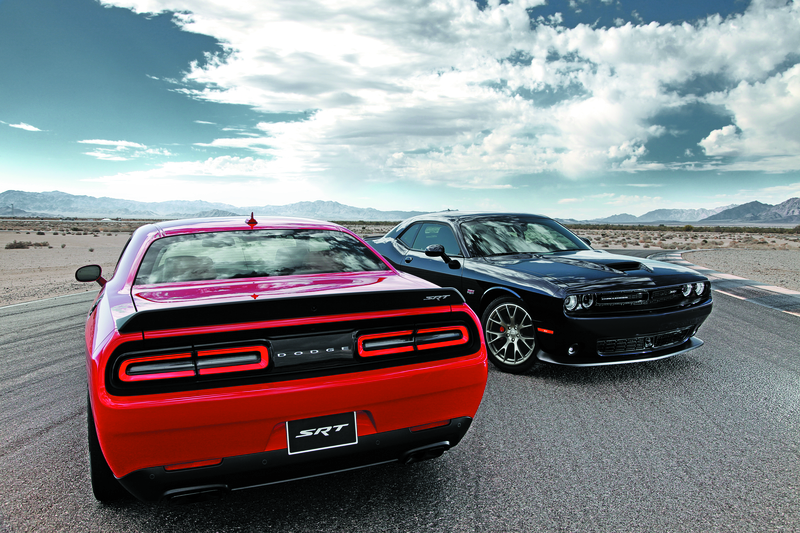 2016 Dodge Challenger Highlights R T Shaker 392 Hemi Scat Pack