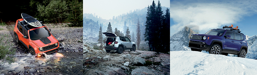 Drivers Jeep Renegade