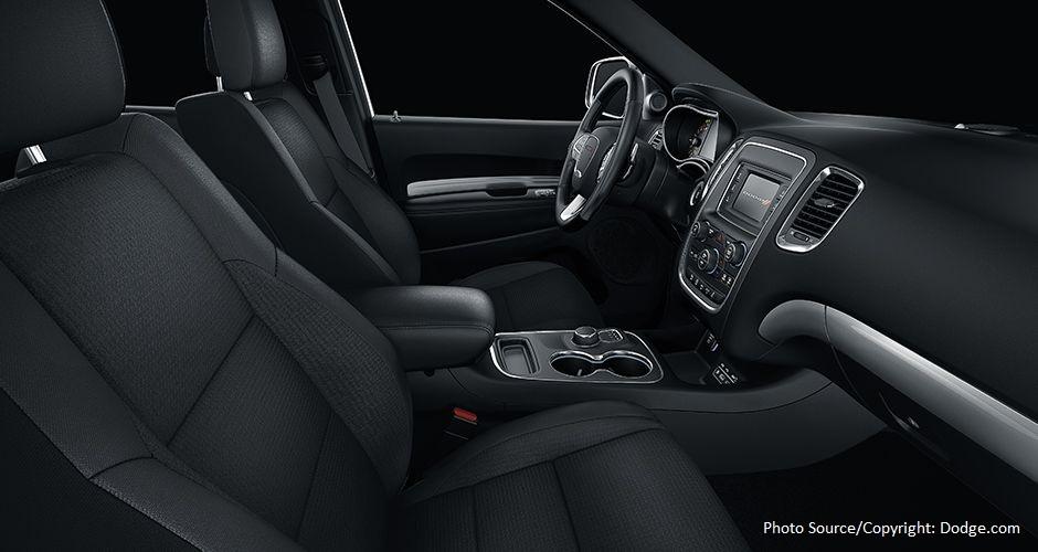 Aventura 2016 Dodge Durango Interior