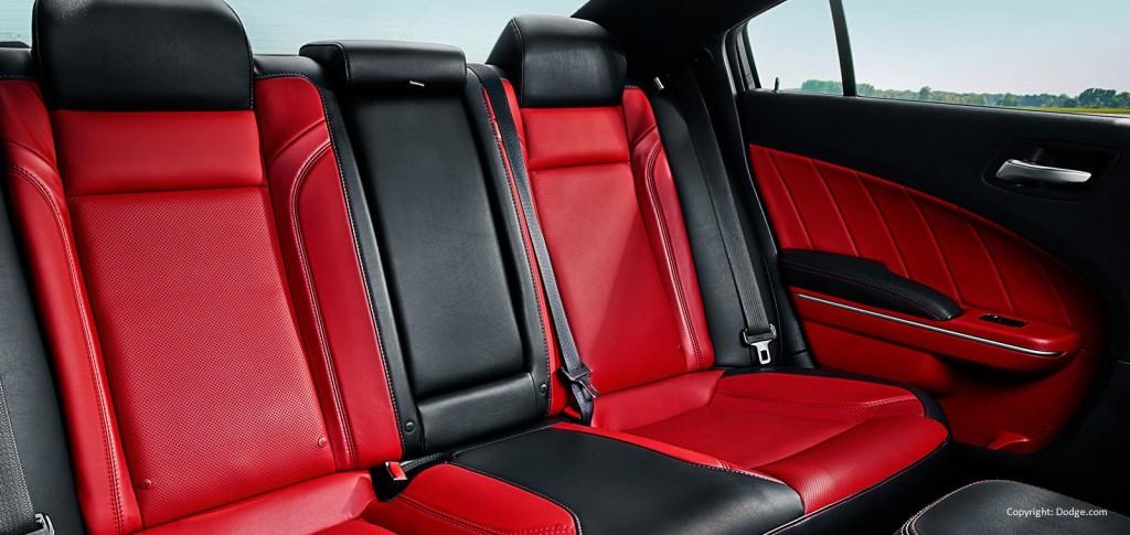 2016 Dodge Charger SRT Interior