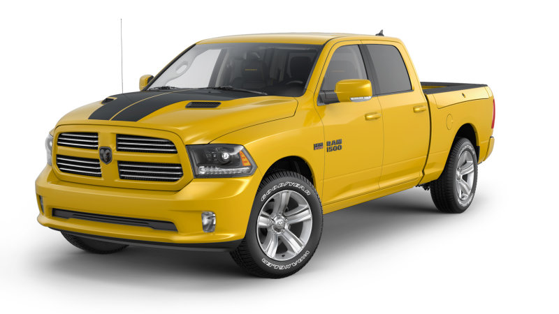 2016-ram-1500-stinger-yellow