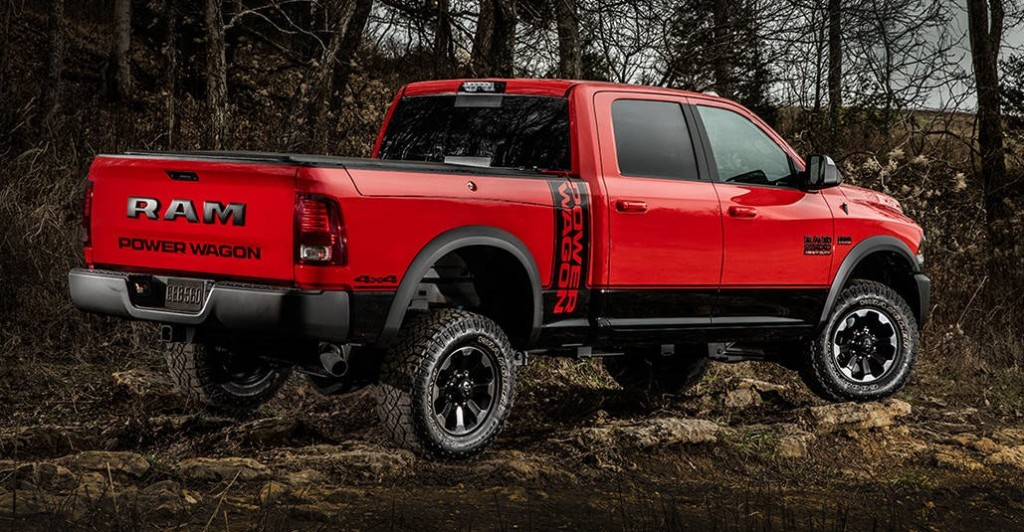 Aventura 2017 Ram Power Wagon