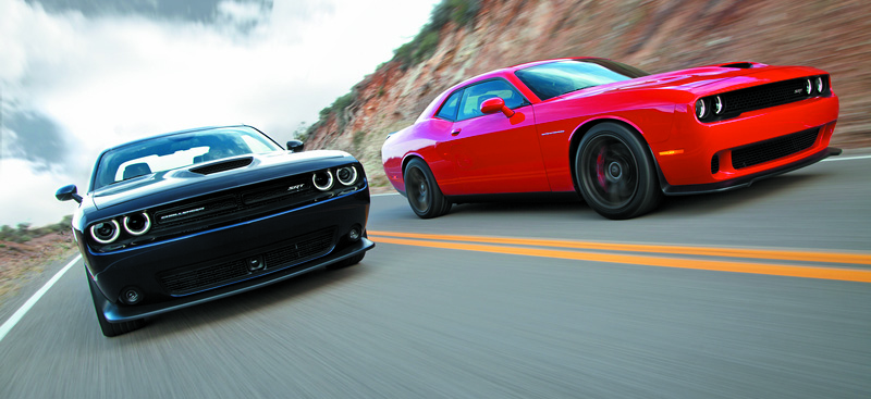 Dodge Challenger Performance parts available at Aventura Chrysler Jeep Dodge Ram