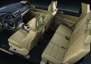 Jeep Grand Cherokee interior North Miami and Aventura