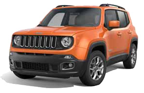 Jeep Renegade available in North Miami and Aventura
