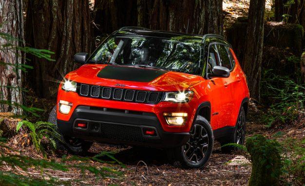 Aventura 2017 Jeep Compass Trailhawk
