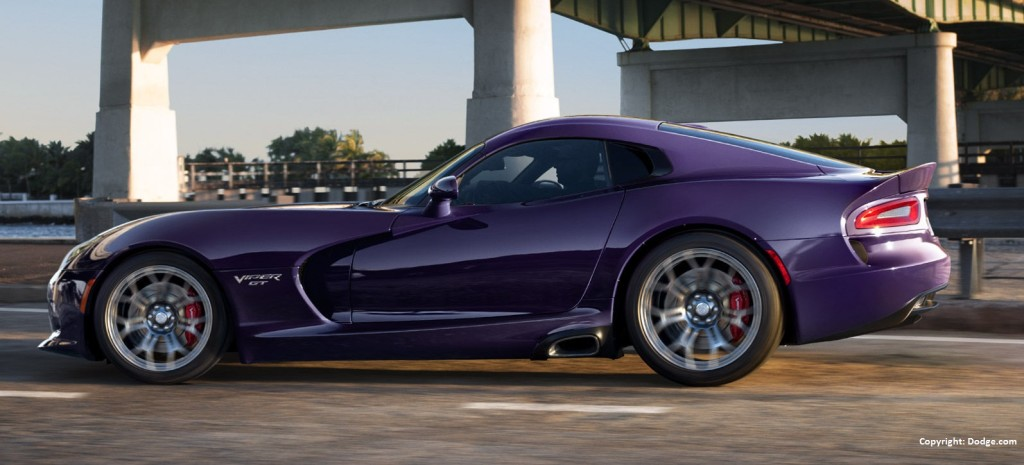 Aventura Dodge Viper SRT Body