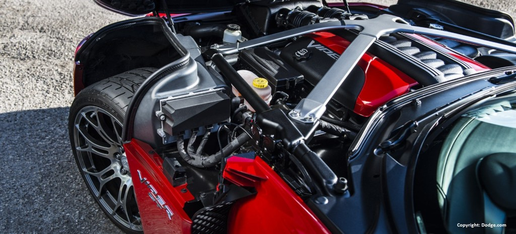 Aventura Dodge Viper SRT Engine