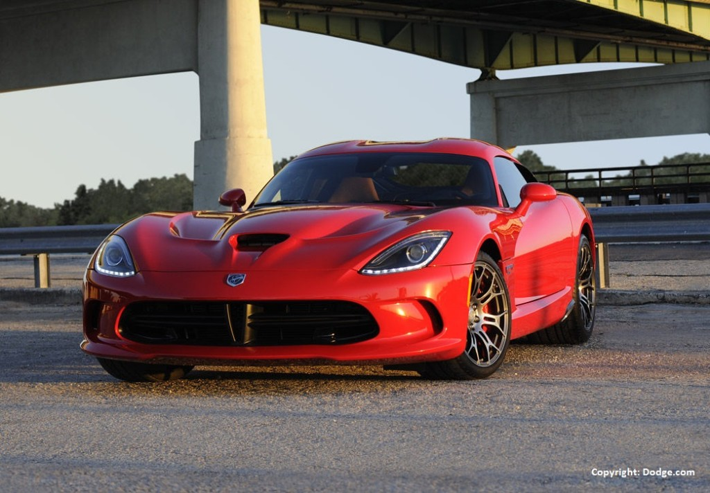 Aventura Dodge Viper SRT Performance
