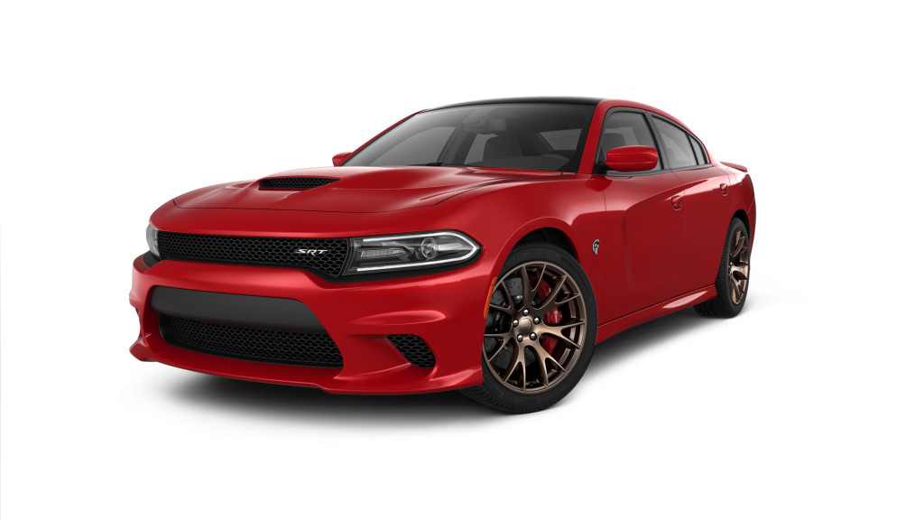 Aventura Performance Page 2016 Charger SRT Hellcat Torred
