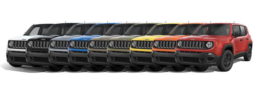 Aventura 2016 Jeep Renegade Style