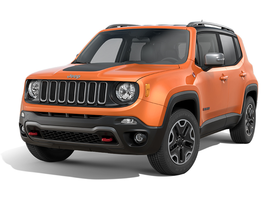 Aventura 2016 Jeep Renegade