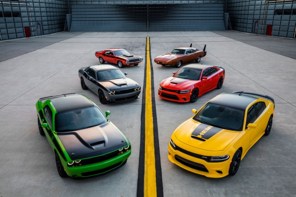 Charger Vs Challenger >> Dodge Charger And Challenger Through The Decades Aventura