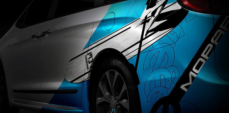 Aventura Chrysler Pacifica SEMA Concept