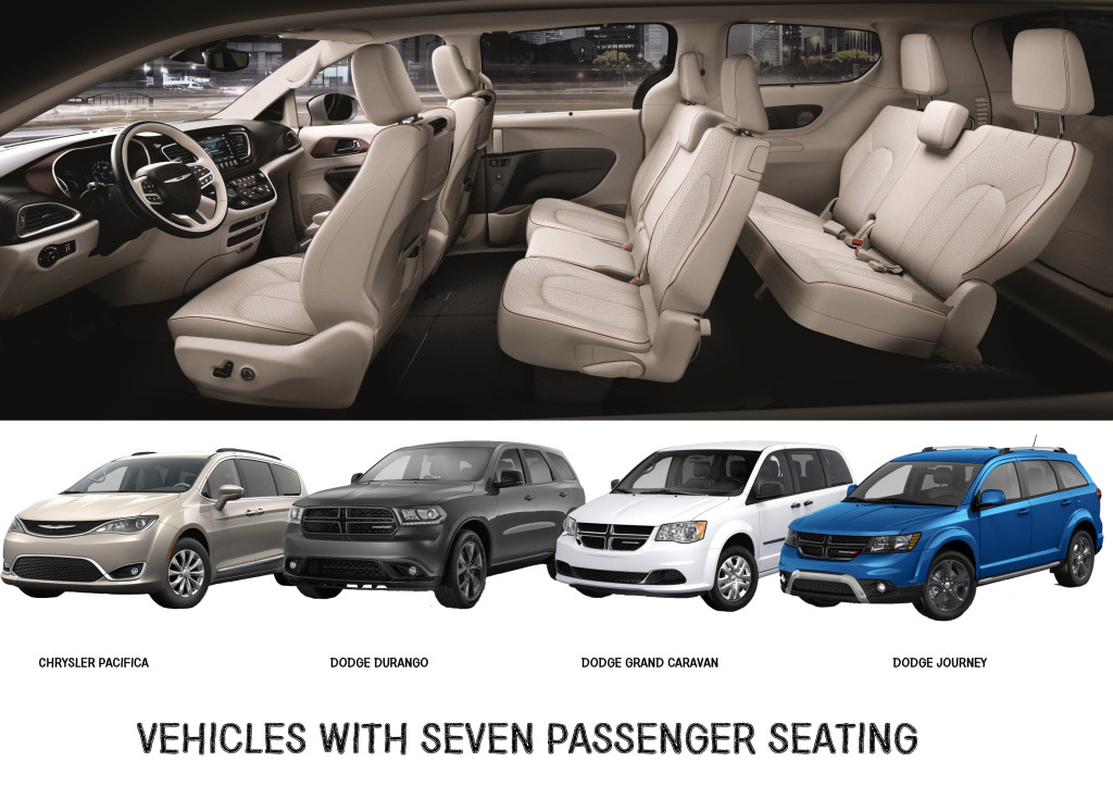 7 Passenger Vehicles >> 7 Passenger Seating Vehicles Dodge And Chrysler Aventura