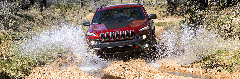 2017 Jeep Cherokee Performance
