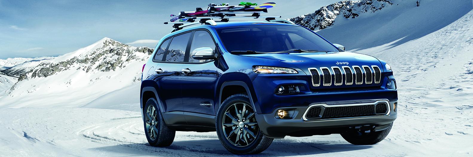 2017 Jeep Cherokee Technology