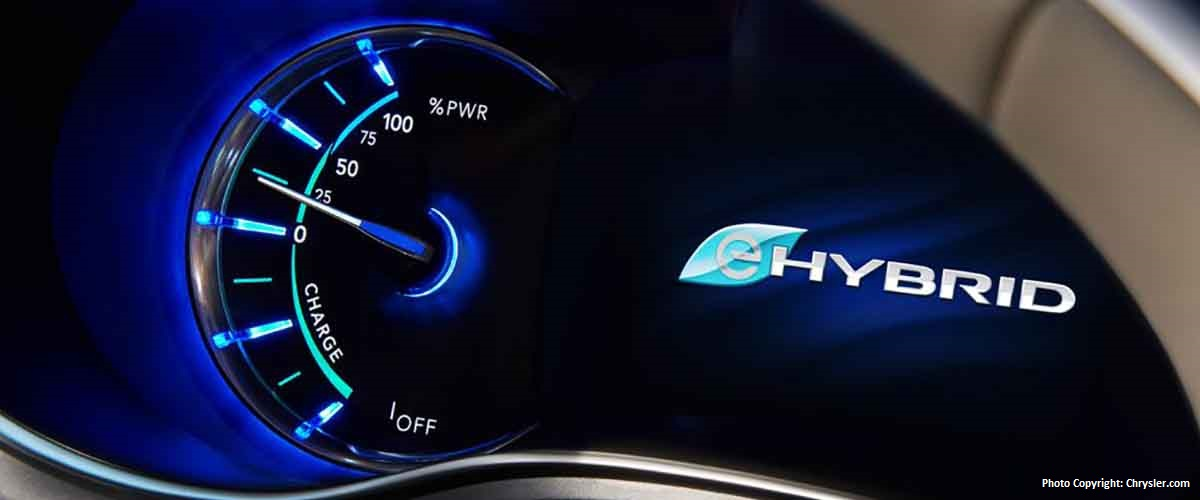 Aventura 2017 Chrysler Pacific Hybrid Power