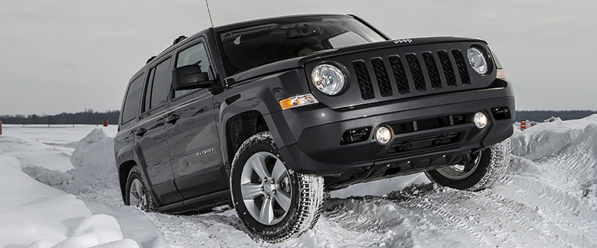 Aventura 2017 Jeep Patriot Power