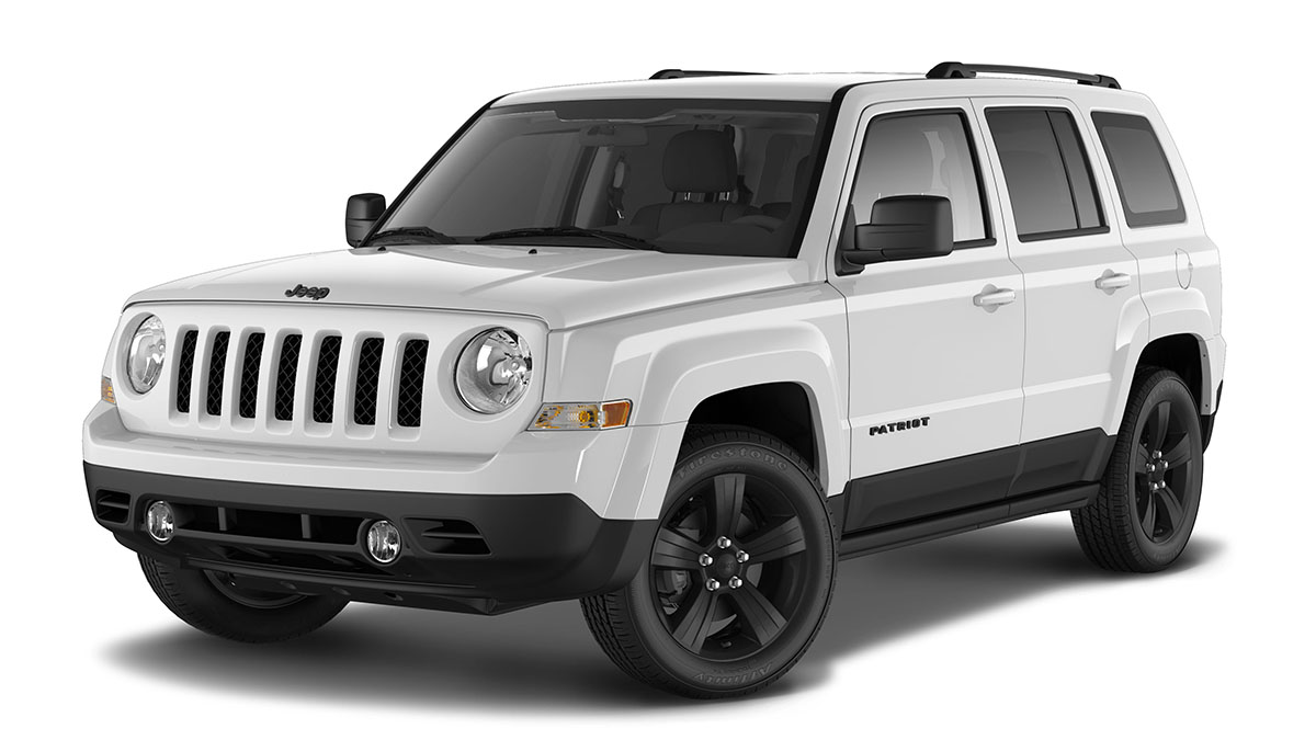 Aventura 2017 Jeep Patriot