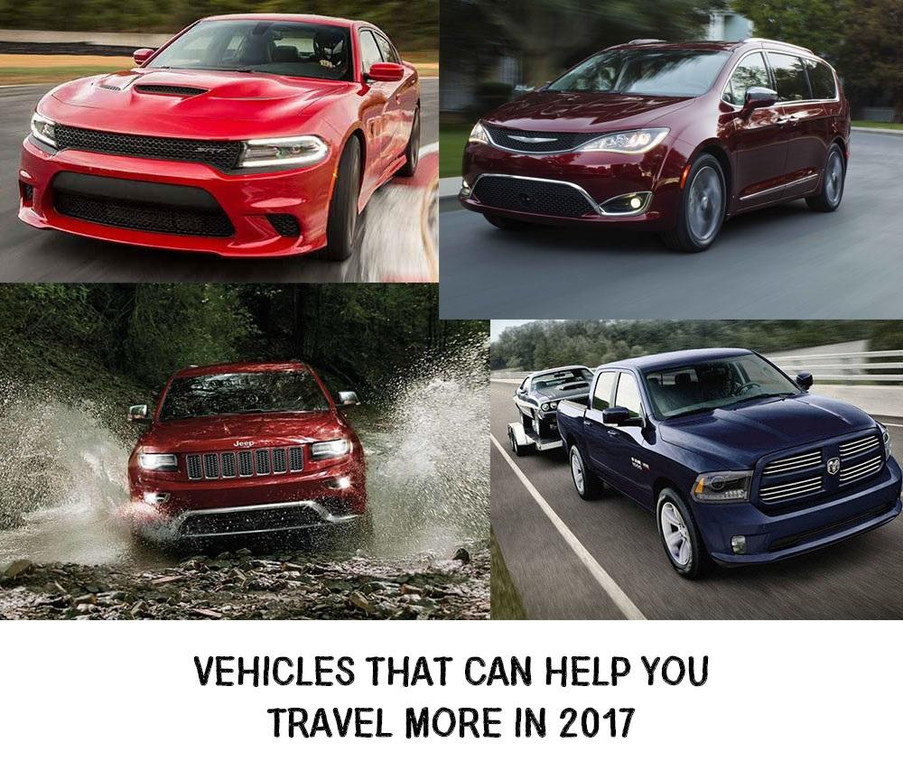 Aventura New Year Resolution Travel Chrysler Jeep Dodge Ram