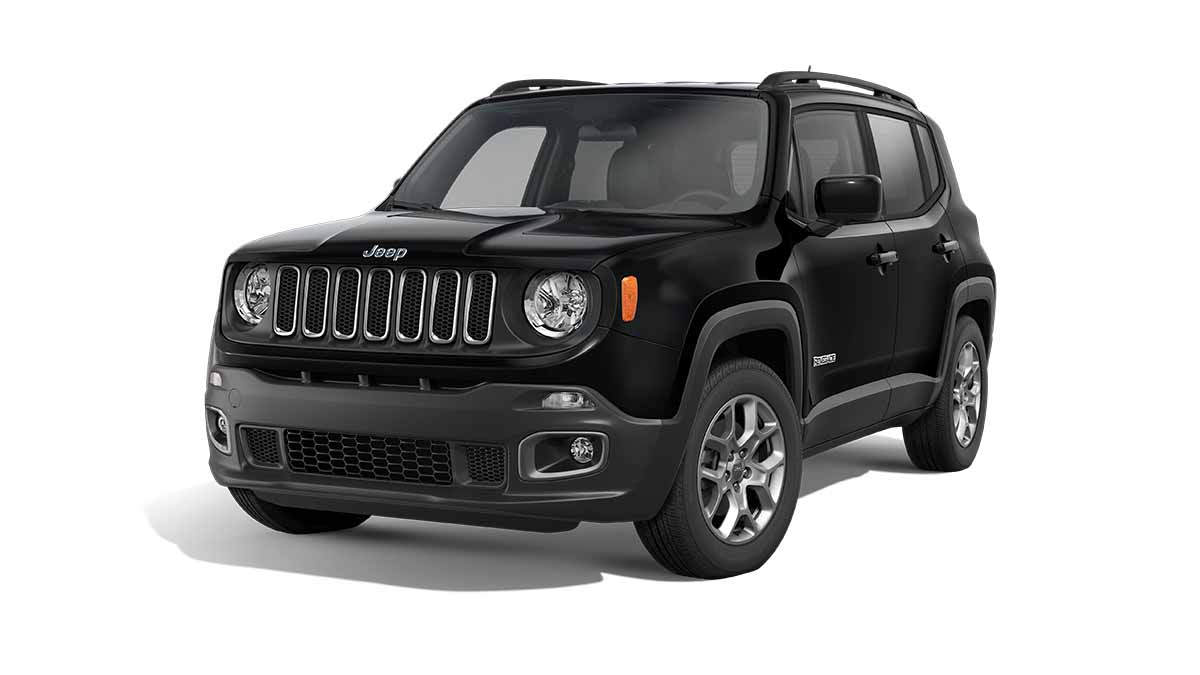 Aventura 2017 Jeep Renegade