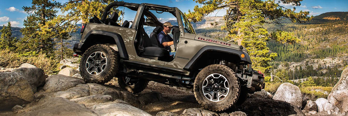 Aventura 2017 Jeep Wrangler Performance