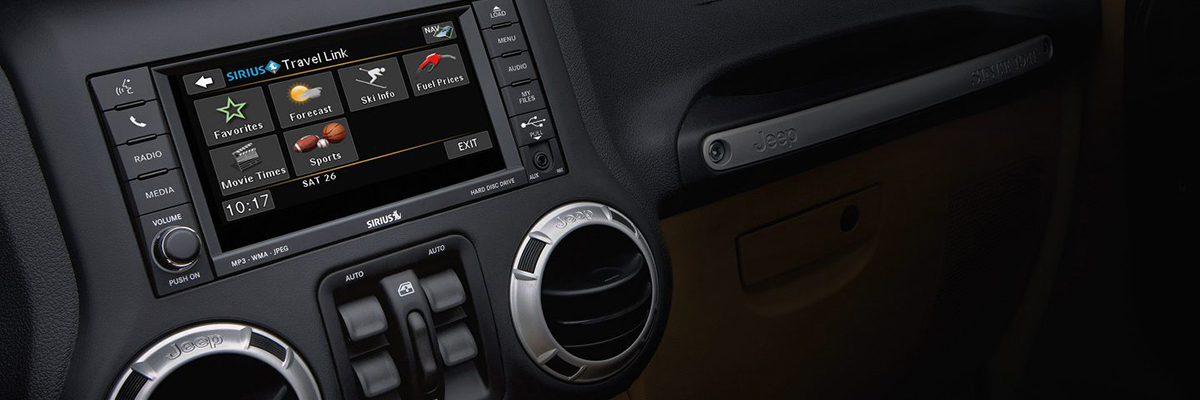 Aventura 2017 Jeep Wrangler Tech