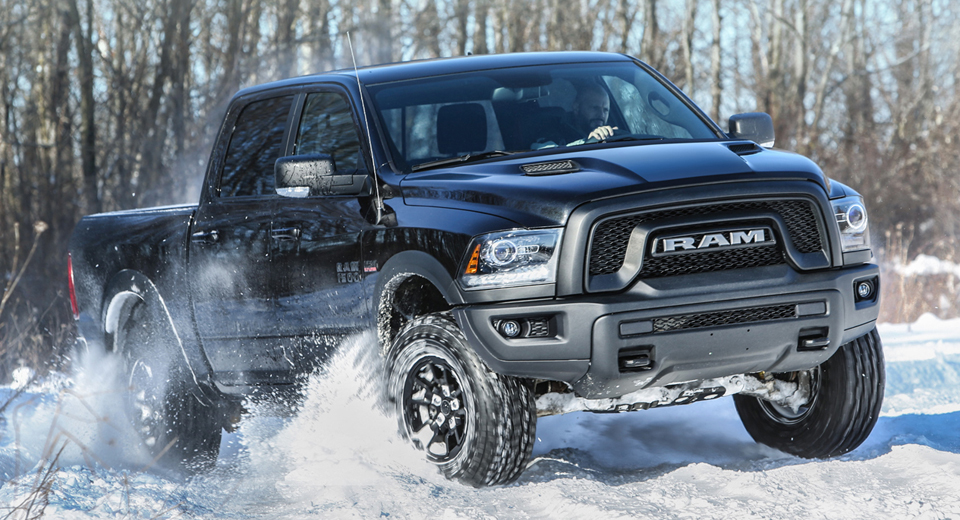 Aventura Ram 1500 Rebel Black