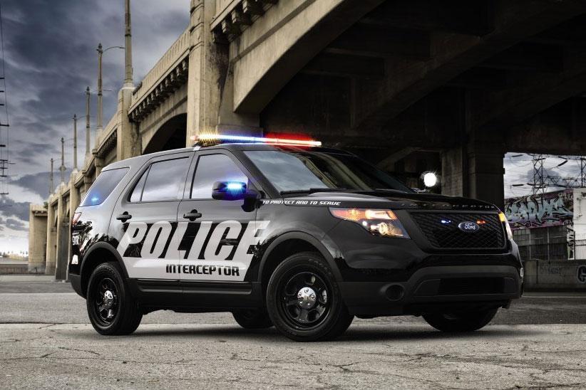 2016 Police Interceptor