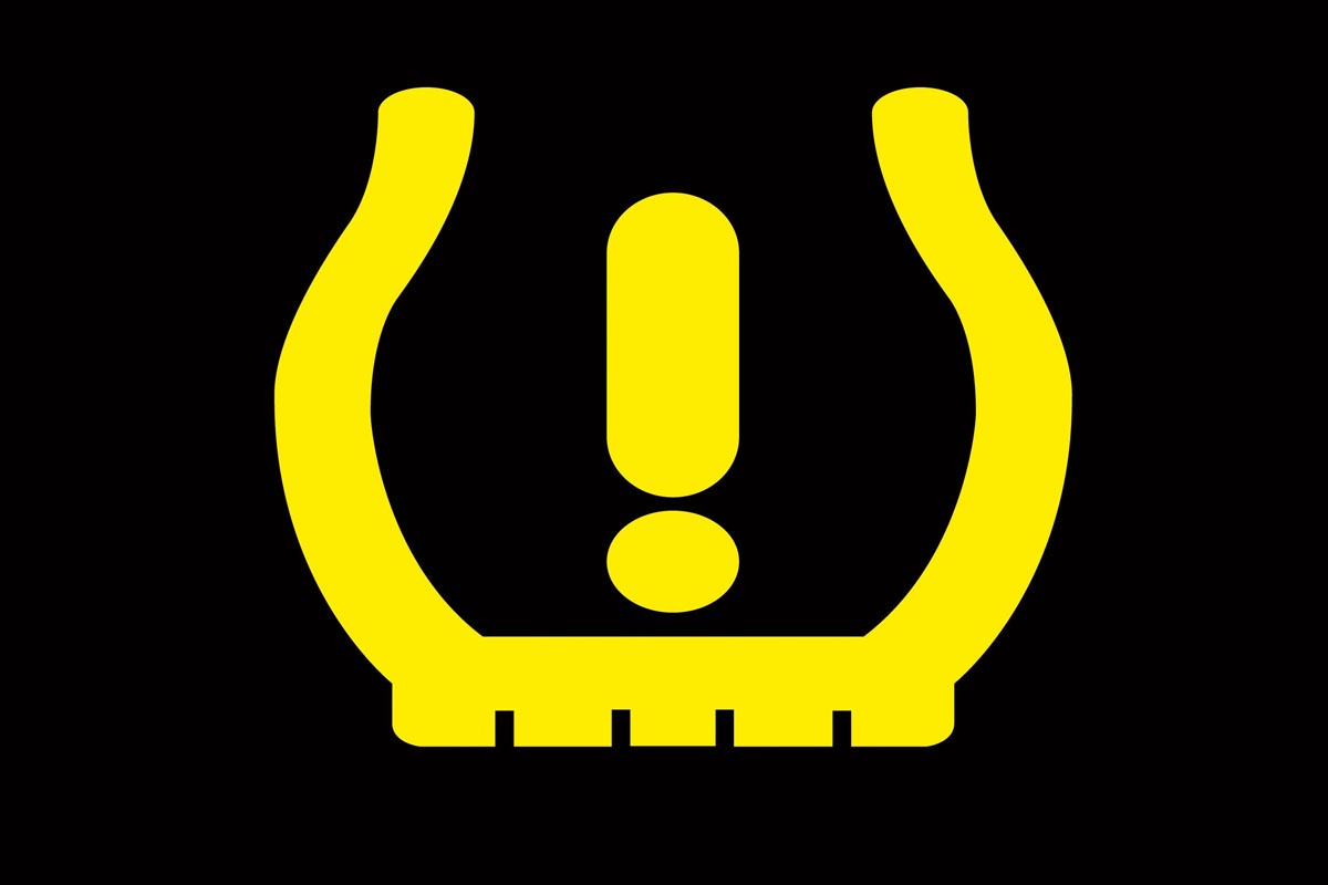 Tpms Tire Pressure Monitoring System Beach Automotive Group