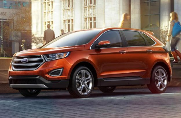 Ford Edge Side