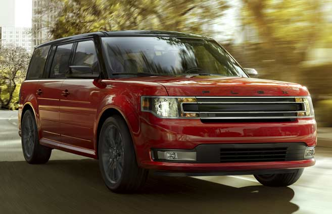 2016 Ford Flex Appearance Package Update Beach Automotive Group