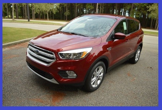 2017 FORD ESCAPE 1