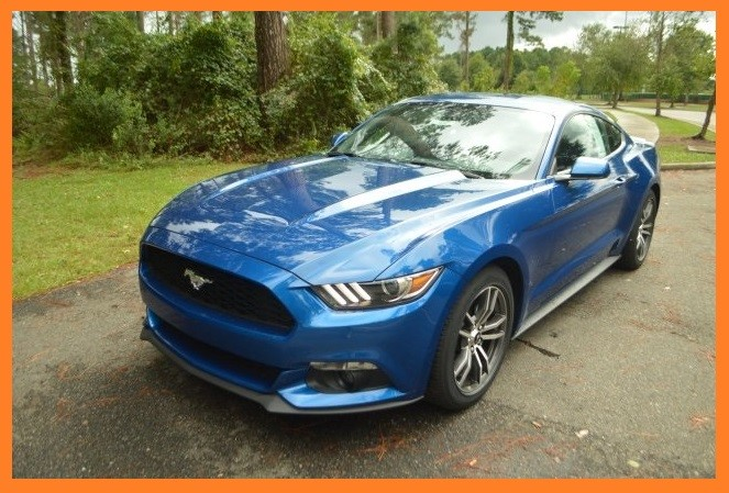 Mustang EcoBoost 3