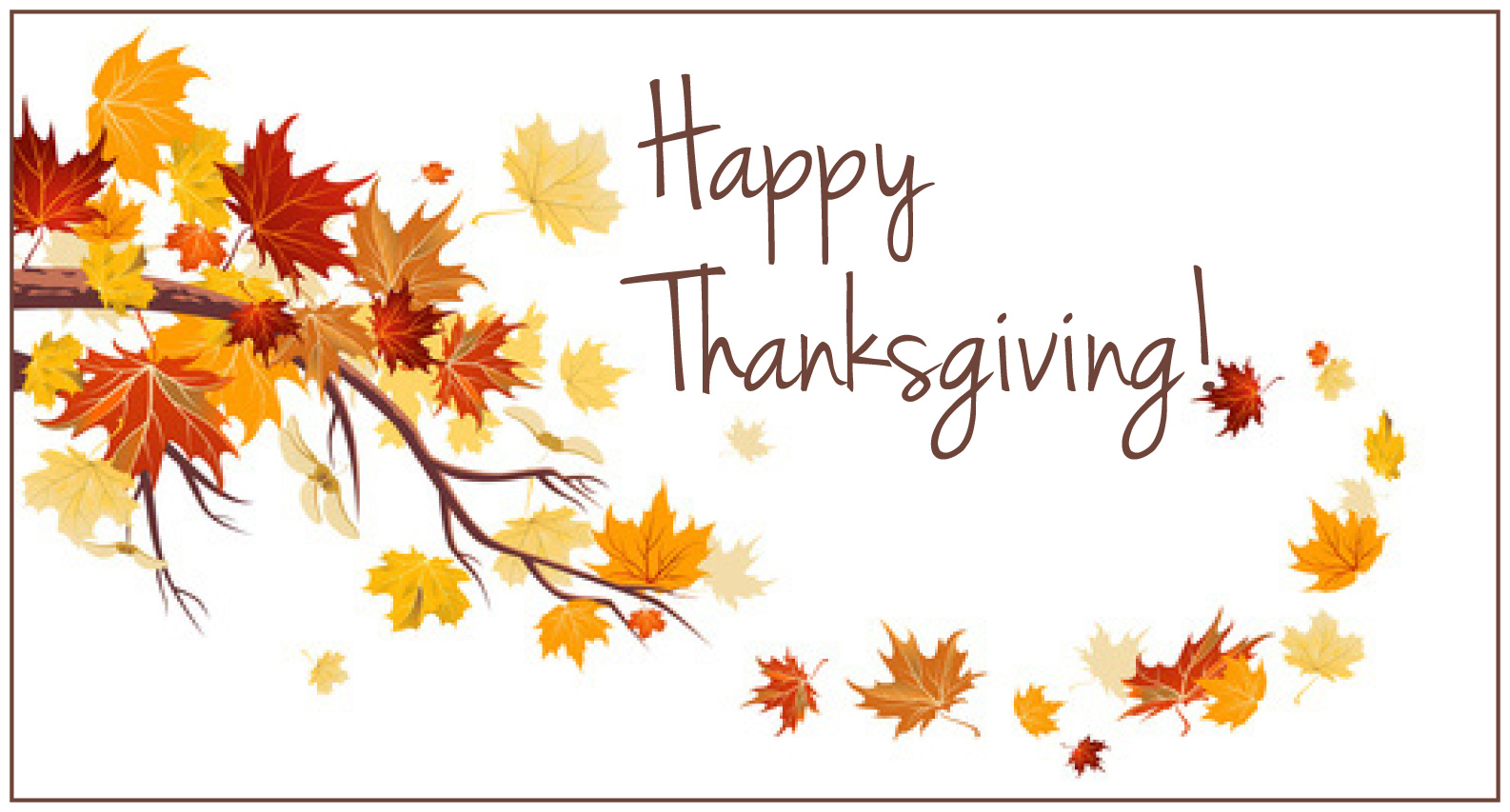Happy Thanksgiving from Beach Ford! | Beach Ford