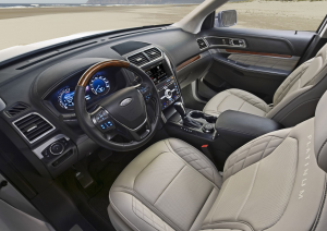 Multicontour Seats The 2016 Ford