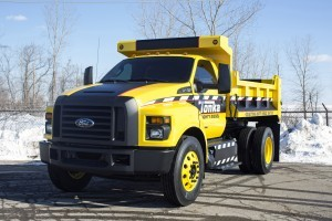 F-750 TONKA Dump Truck